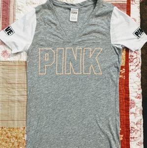 Pink Victoria secret top